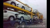 Nova Toyota Hilux 2009 - Surgem mais fotos da versão reestilizada da pick-up