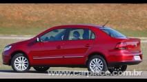 Novo Voyage? Volkswagen revela 1ª imagem do novo sedan chinês Lavida