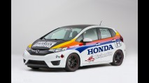 Bisimoto Honda Fit Spec Car