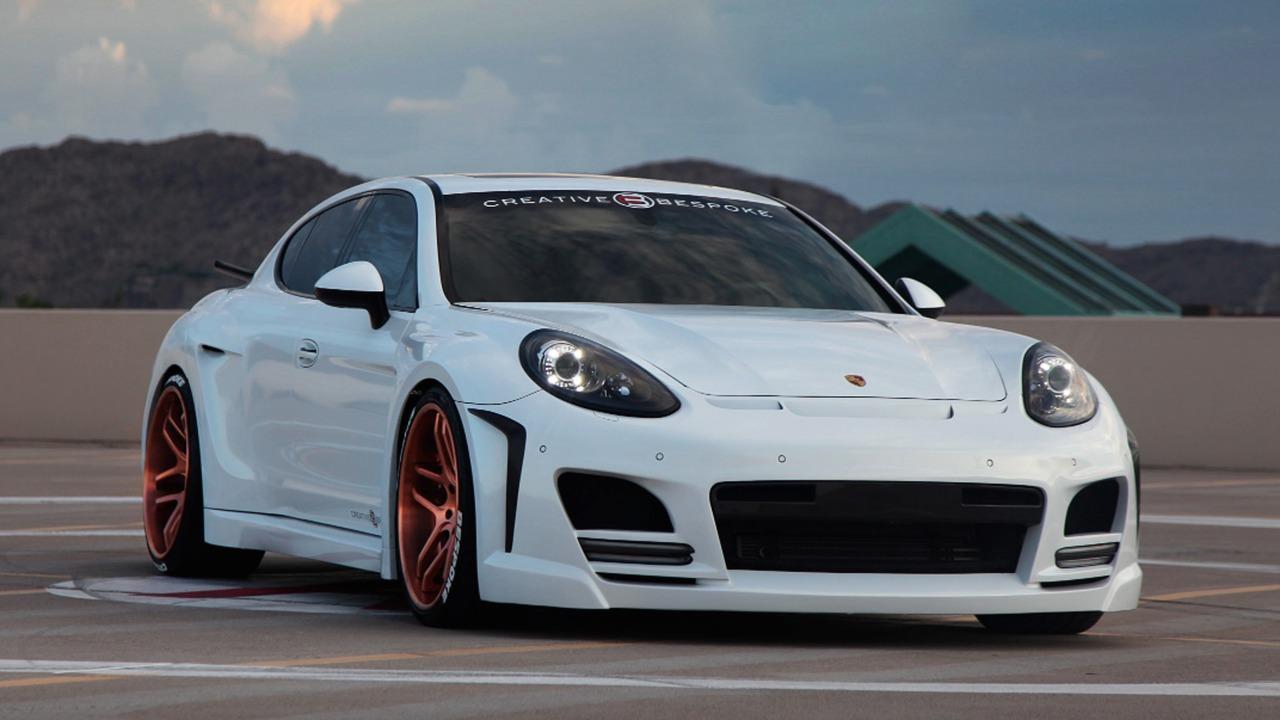 2015 FAB Design Porsche Panamera
