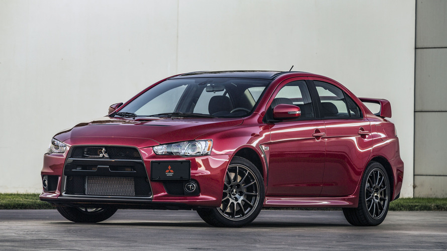 Mitsubishi Is Planning A New Evo... SUV?