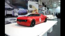 Alfa Romeo Berlina Da Corsa