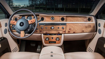 Rolls-Royce Sunrise Phantom Extended Wheelbase