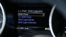Shelby GT350 with Performance Shift Light Indicator
