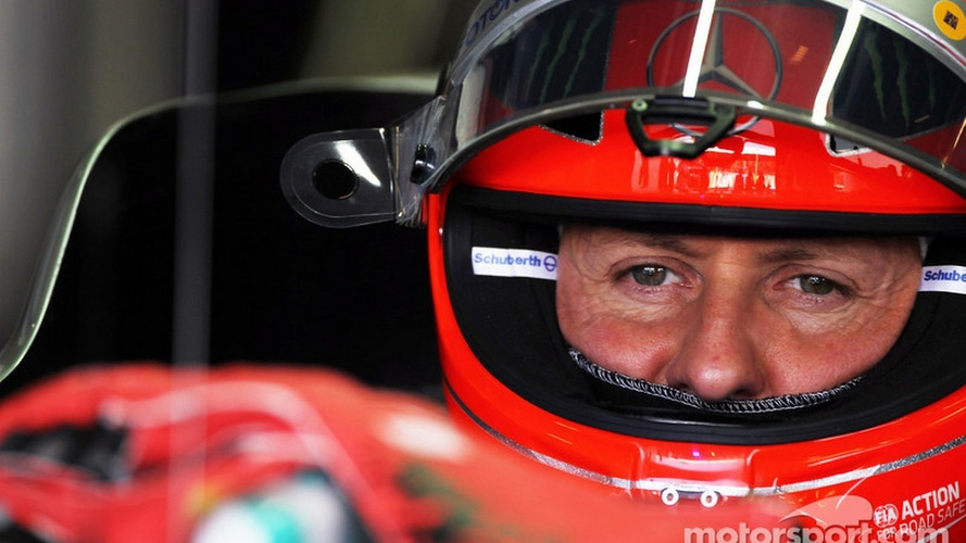 Schumacher walking claims slammed by manager as 'irresponsible'