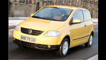VW Fox: Peppige Optik
