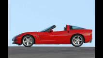Corvette startet durch
