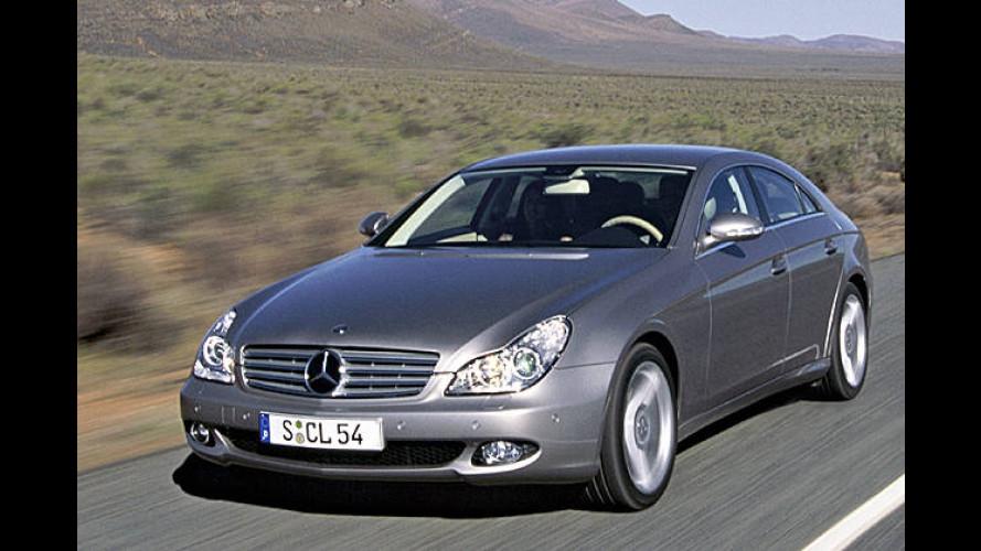 Test Mercedes CLS 320 CDI: Diesel-Power nobel verpackt