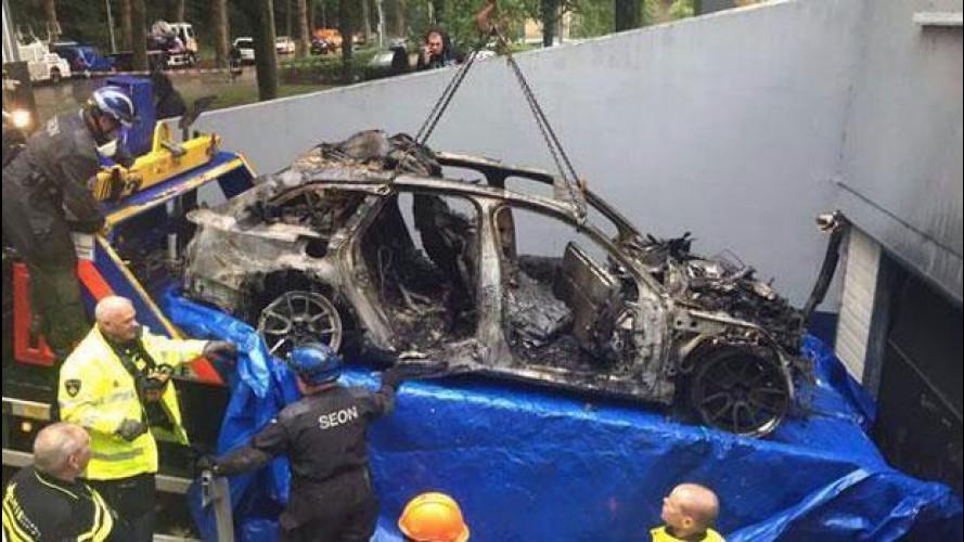 Audi RS 6 Avant, distrutta quella di Jon Olsson [VIDEO]