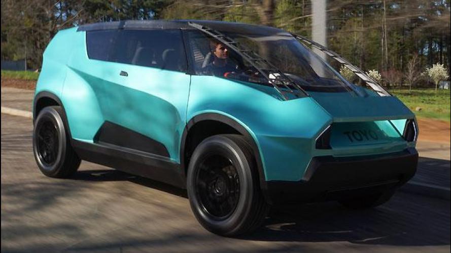 Toyota uBox, il futuro visto dai giovani