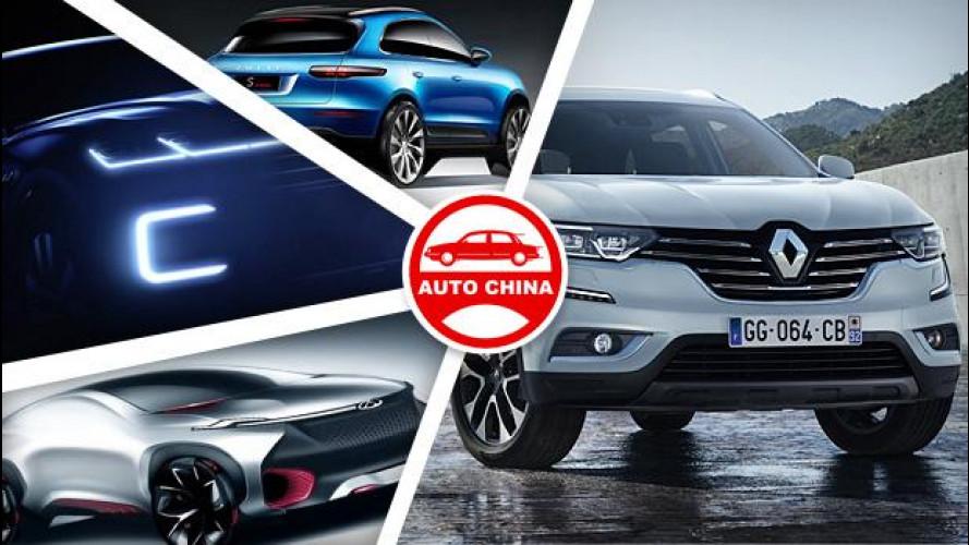 Salone di Pechino, è febbre da SUV