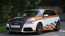 Audi RS3 tuned to 472 HP by MTM