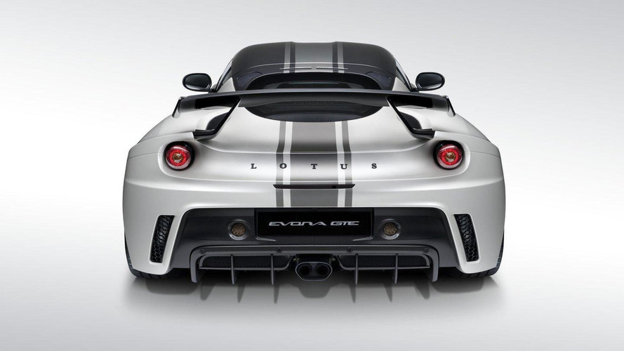 Lotus Evora GTE limited edition takes bow in Frankfurt [video]