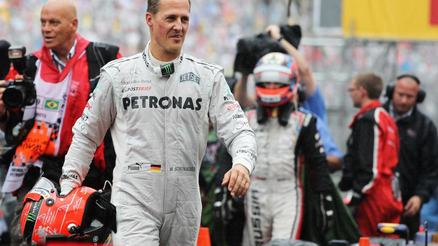Mercedes not ending contract with injured Schumacher