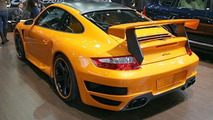 Porsche 911 turbo - TechArt GTStreet