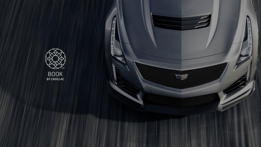 Cadillac introduces Book premium car-sharing service