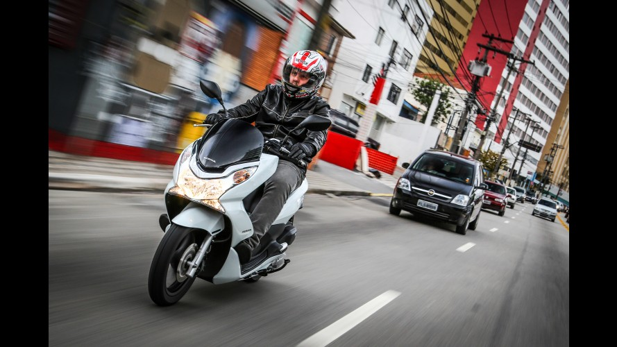 Honda PCX tem condição especial de financiamento