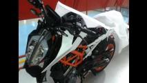 Flagra! Nova KTM 390 Duke 2017 já está pronta na fábrica