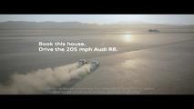 Publicité Audi et Airbnb