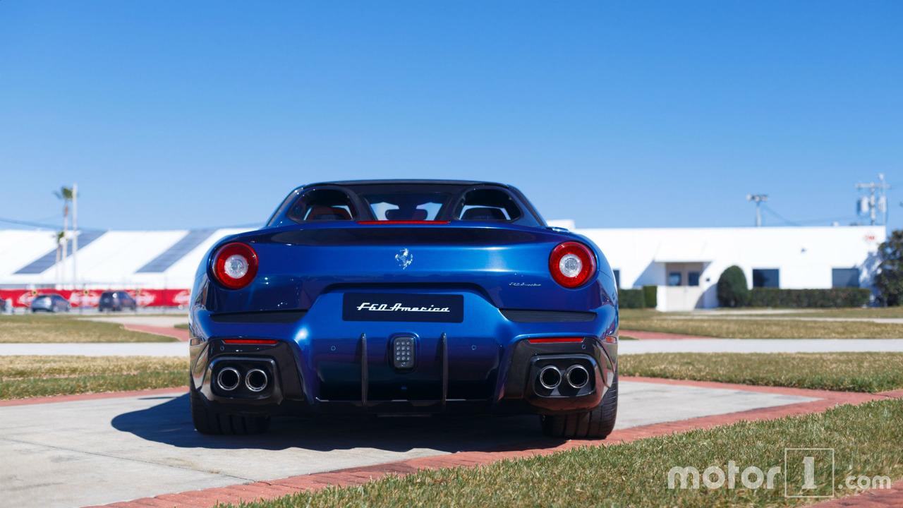 KVC Ferrari F60 America