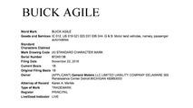 Buick Agile, DDB trademarks