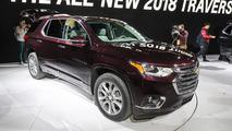 2018 Chevy Traverse: Detroit 2017