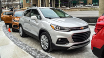 Galeria de fotos Chevrolet Tracker 1.4 Turbo 2017