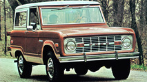 First-Generation Bronco
