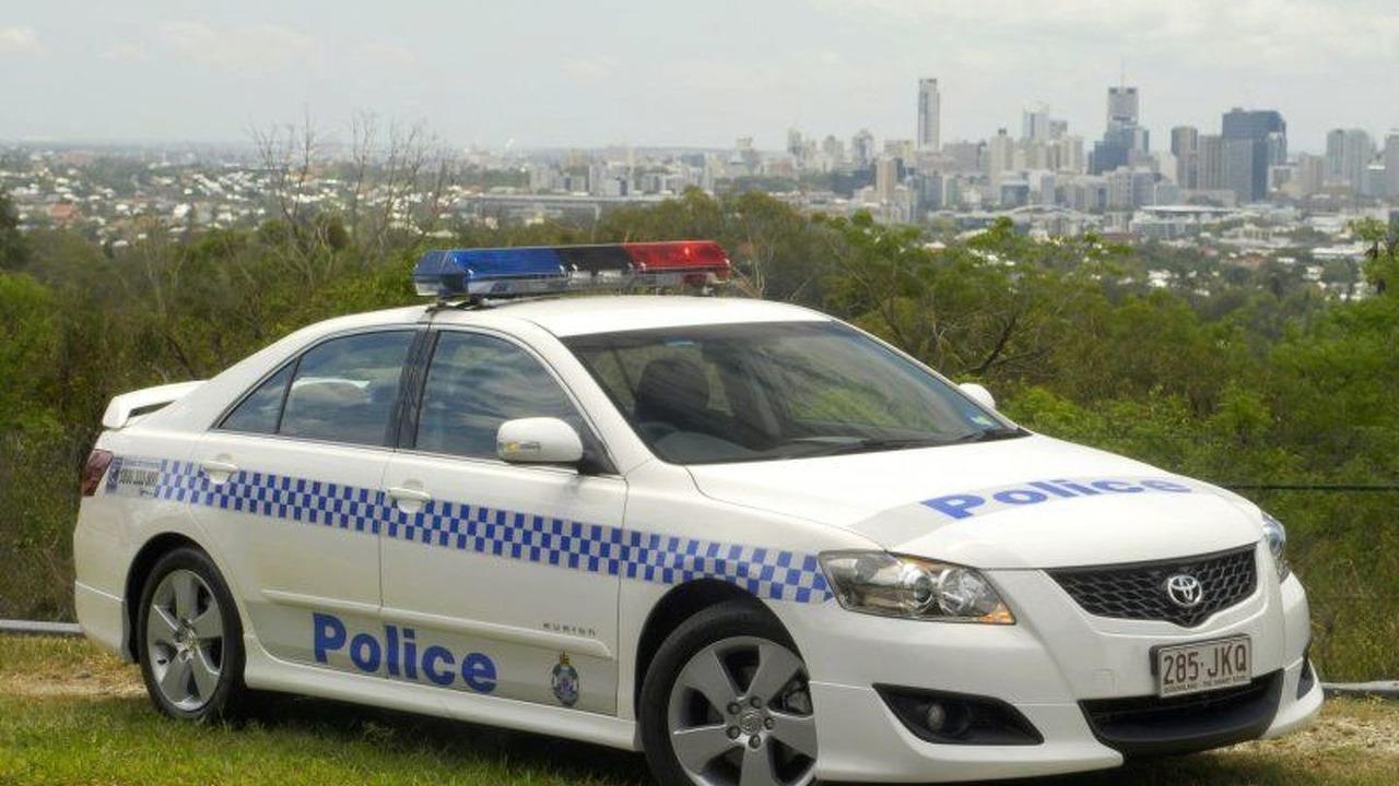 Toyota Aurion V6 Police Car (AU)
