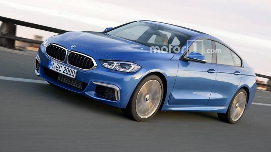 BMW Serie 2 Gran Coupé 2019 render: el enemigo íntimo del Mercedes CLA