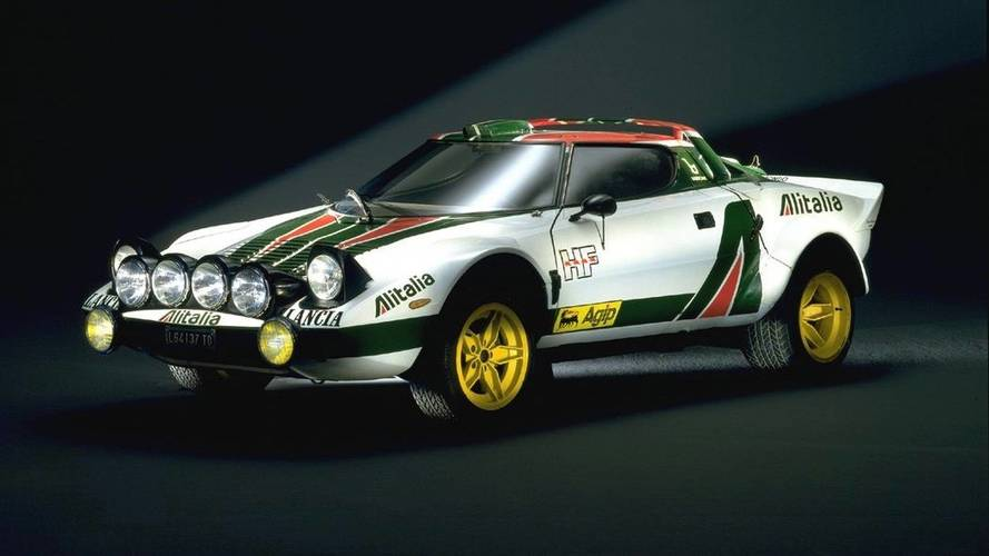 Clásicos legendarios: Lancia Stratos