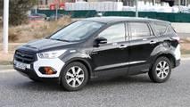 2020 Ford Escape spy photo