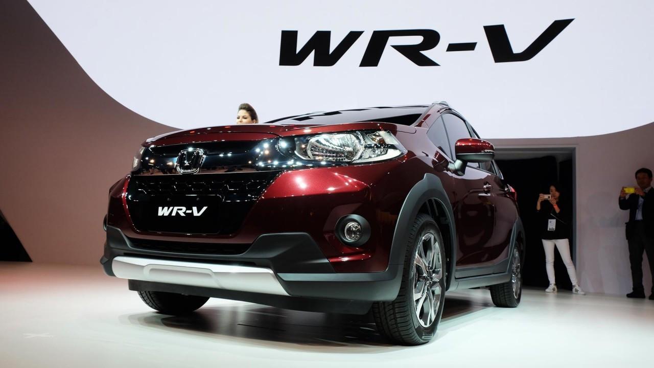 Honda WR-V 010