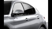 Alfa Romeo Stelvio normale, il rendering 004
