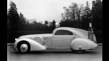 Isotta Fraschini Tipo 8A Martini & Rossi Coupe by Viotti 1936