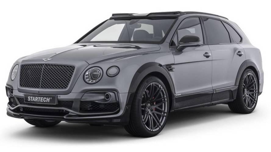 Bentley Bentayga - Startech Tuning