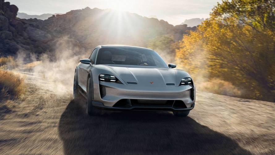 Porsche Details Mission E Cross Turismo On Video
