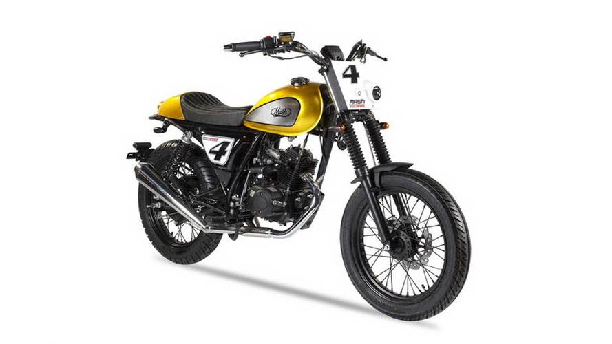 Gama motos MASH 2018