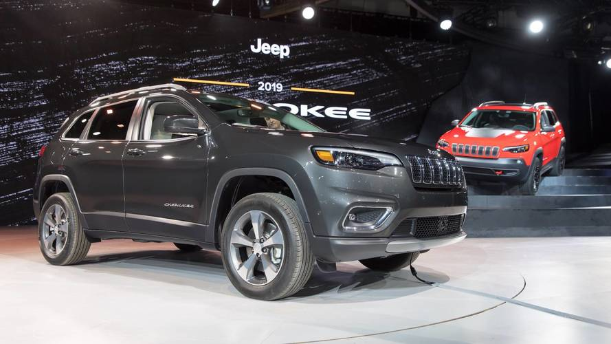 Novo Jeep Cherokee fica mais espaçoso e chega ao Brasil ainda este ano
