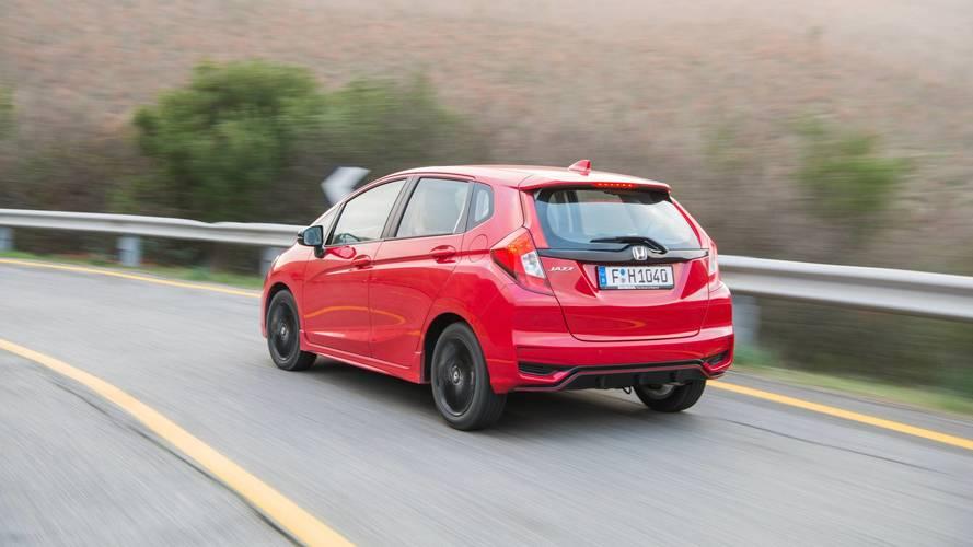 2018 Honda Jazz Sport