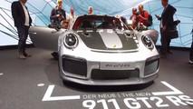 Porsche 911 GT2 RS Francfort
