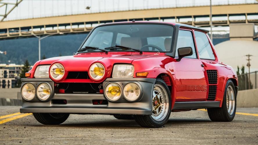 1985 Renault R5 Turbo 2 Evo