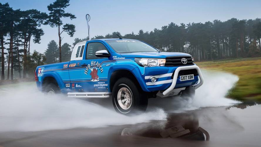 Toyota Hilux Bruiser R/C Replica Brings Out Our Inner Child