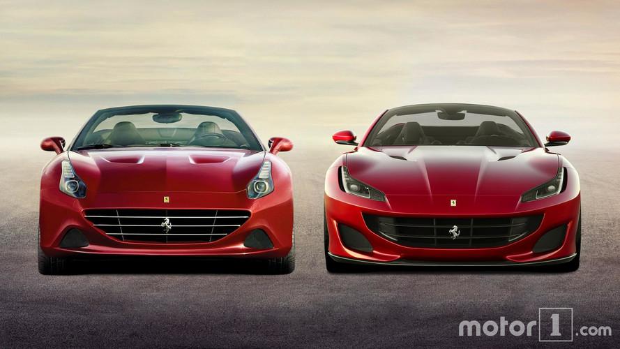 PHOTOS - Quand la Ferrari Portofino rencontre la California T !