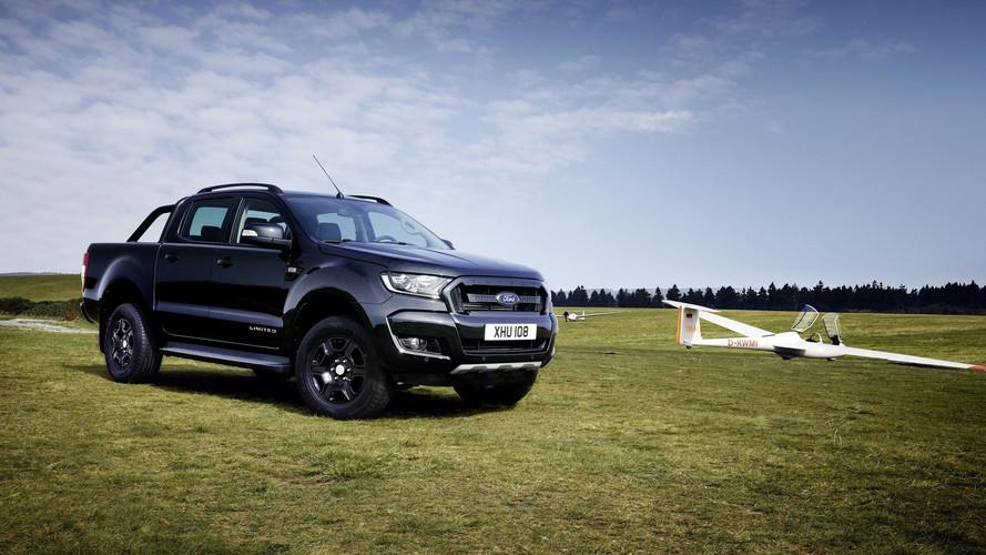 Ford Ranger Black Edition, poder yanqui