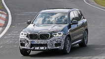 BMW X3 2018, fotos espía