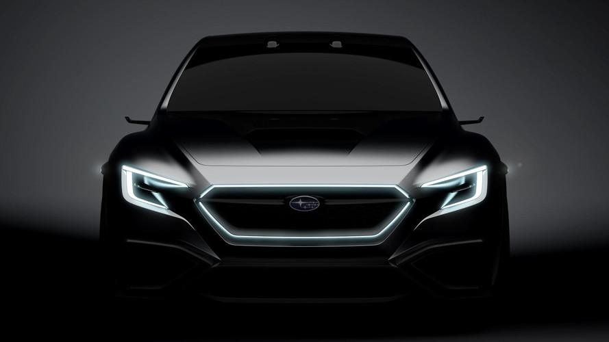 Subaru VIZIV Performance Concept, ¿el próximo WRX?