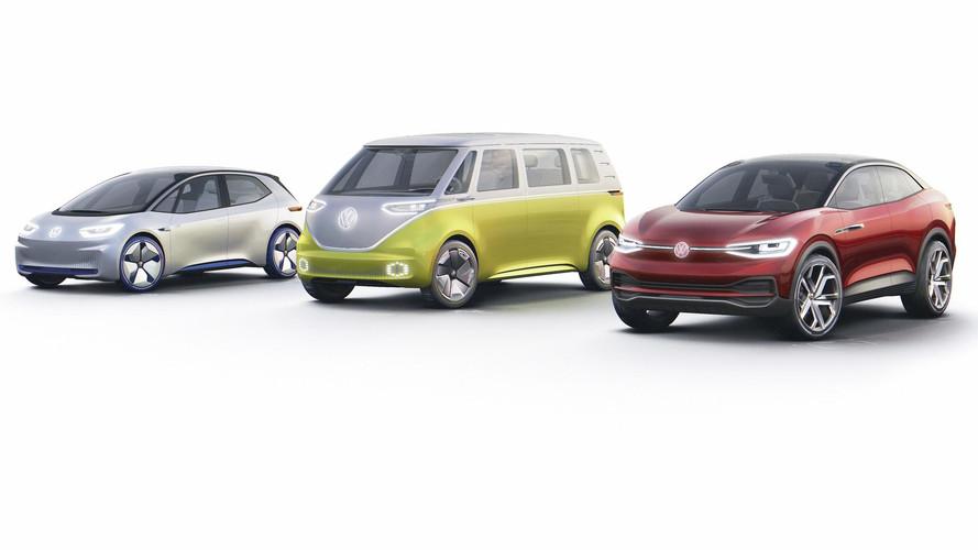 Volkswagen Grubu 2030'a kadar tüm modellerini elektriklendirecek