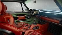 Porsche 911 Singer DLS Lightweight