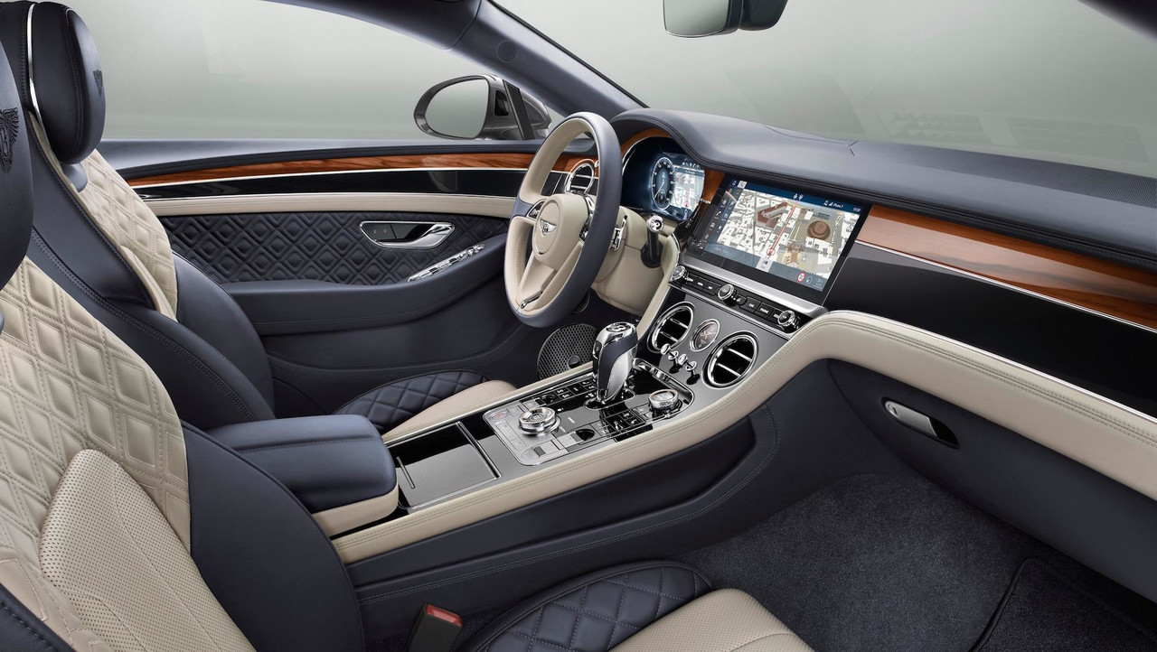 2018 Suvs Worth Waiting For >> Bentley's Luxurious New 2018 Continental GT Unveiled
